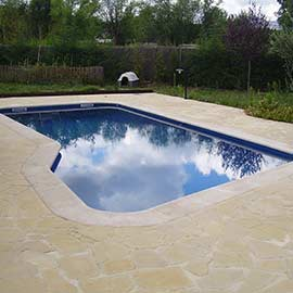 Comprar una piscina por internet