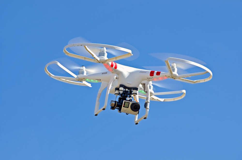 Drones Baratos para Novios Frikis