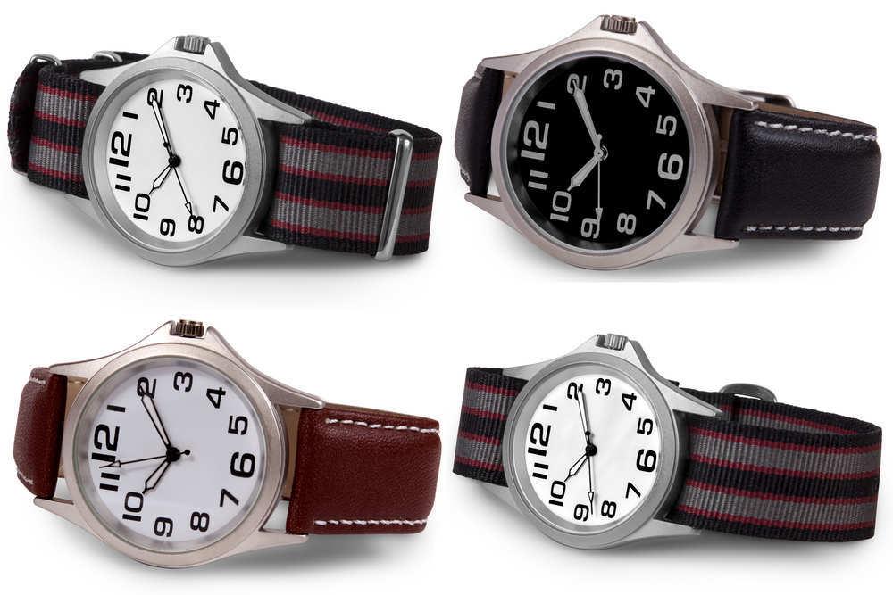 Soy una adicta a los relojes de pulsera