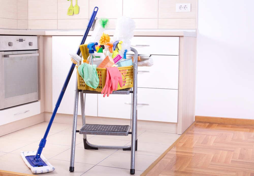 Cómo hacer más efectiva la limpieza del hogar