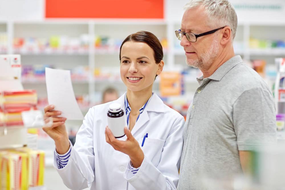 Bolsas especiales para farmacias