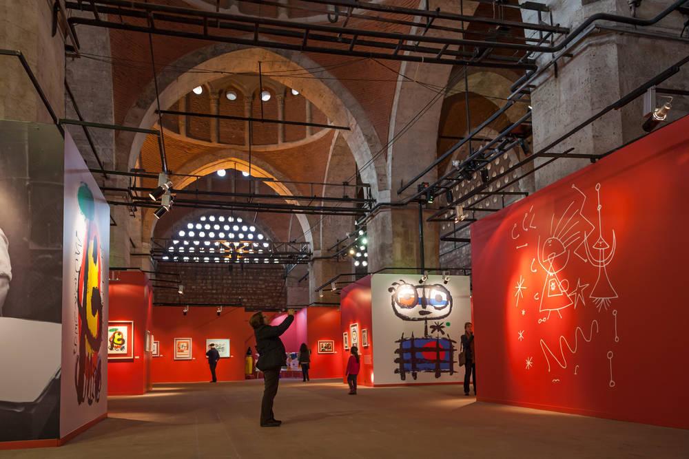 Se abre una exposición permanente de Miró en Madrid
