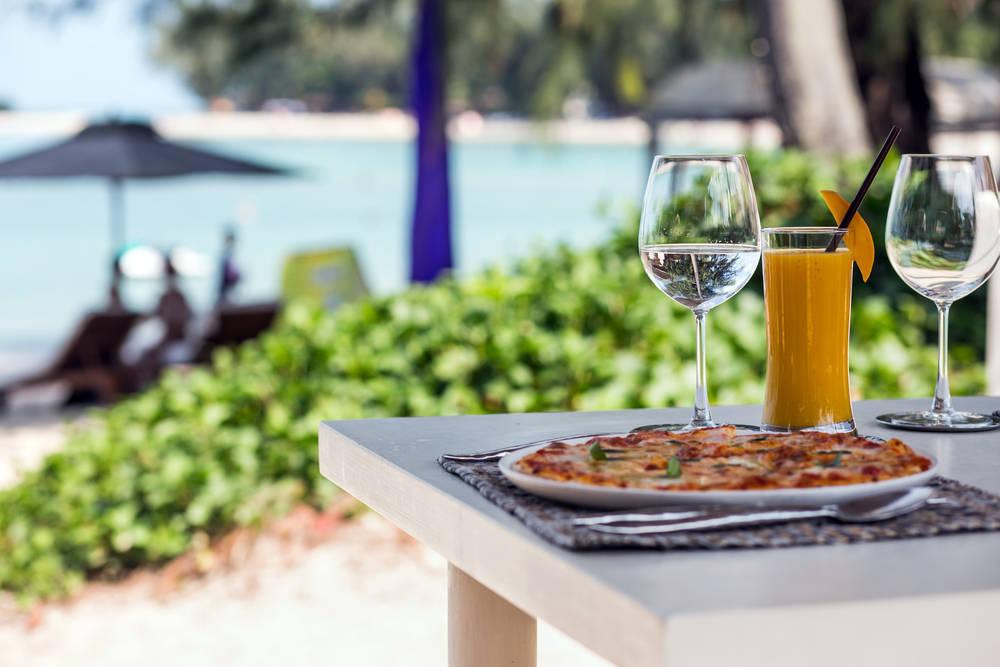 Mi propio restaurante en la playa