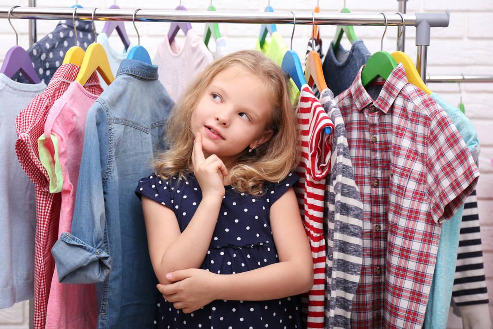 La moda infantil no tiene por qué ser cara