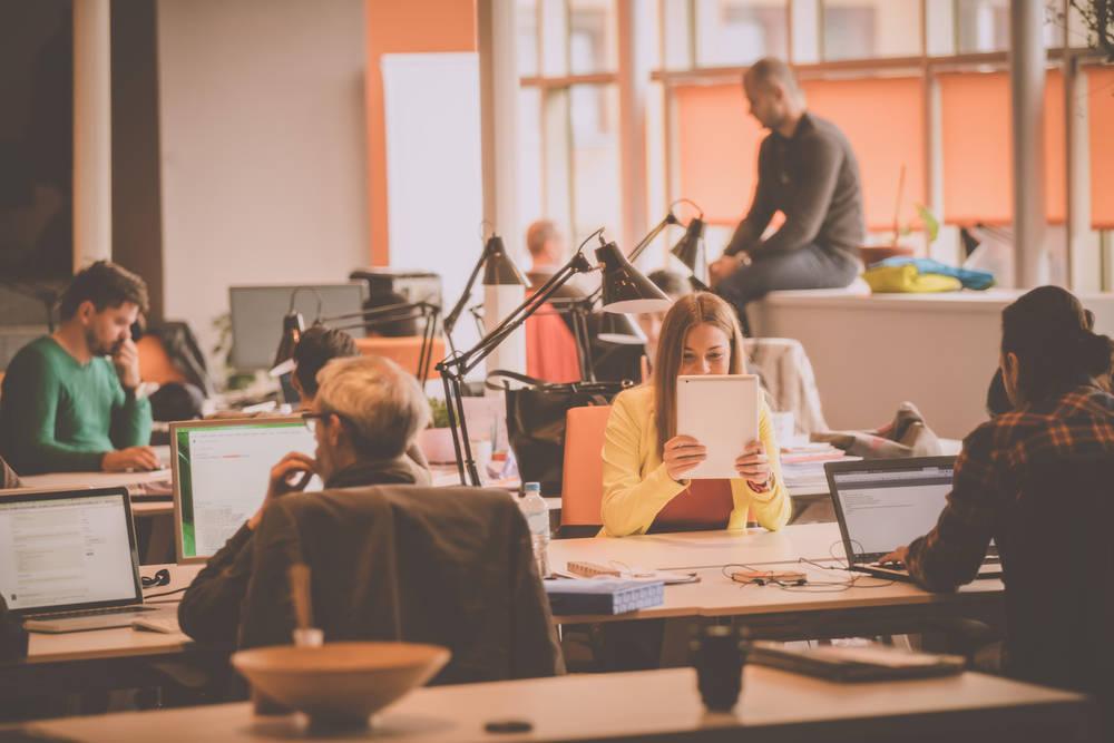 Una oficina virtual es un apoyo para las startup