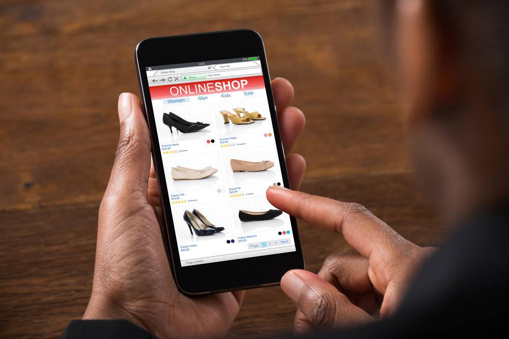 ¿Quién dijo que no es fácil comprar calzado por Internet?