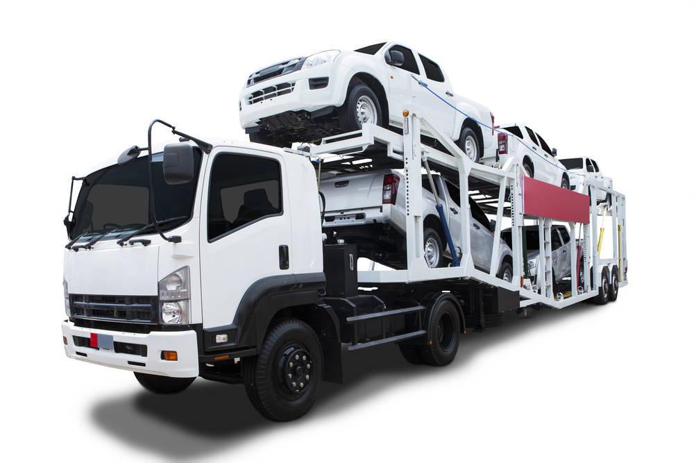 Transporta tu coche como si fueras a una carrera de F1