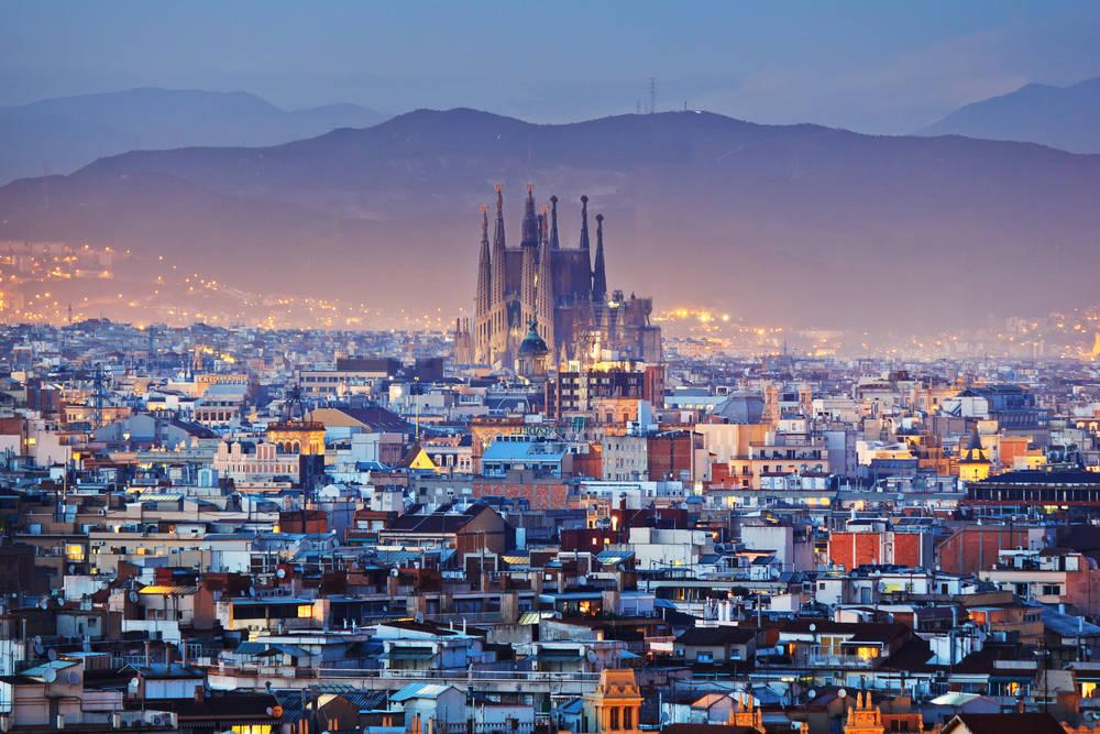 Las ciudades españolas preferidas por los turistas de todo el mundo