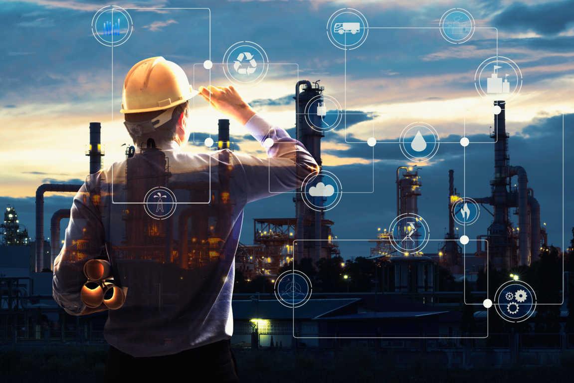 Medición infrarroja y sistemas de visión en la industria del metal