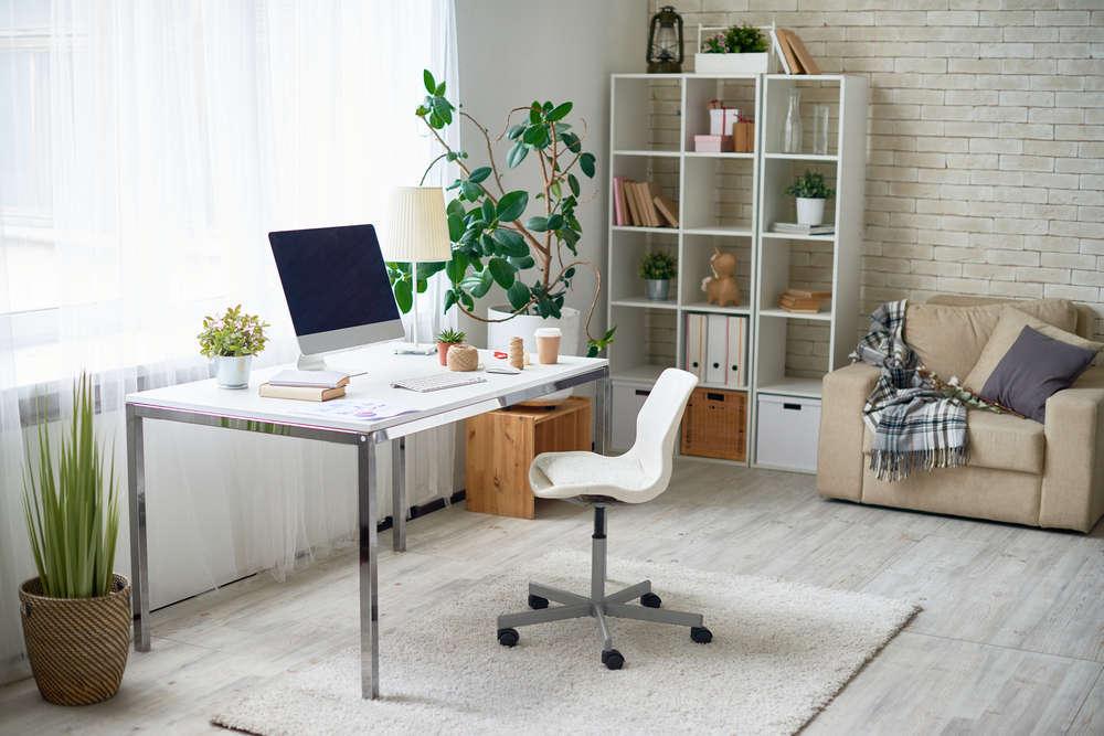 10 consejos útiles para crear una oficina en casa