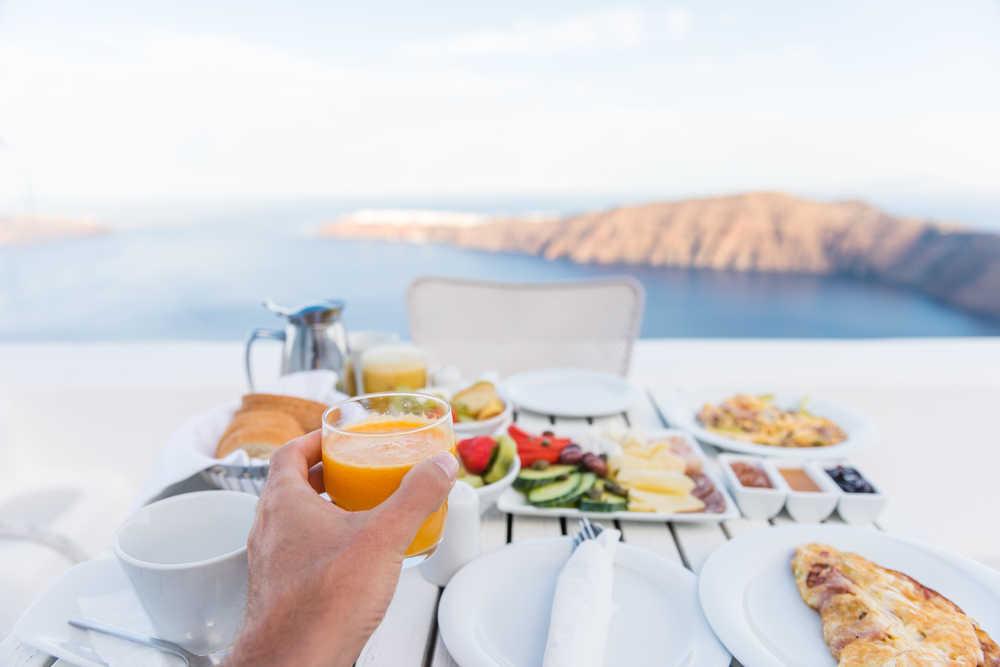 ¿Qué ordenar cuando comes fuera de casa pero quieres mantener tu dieta?