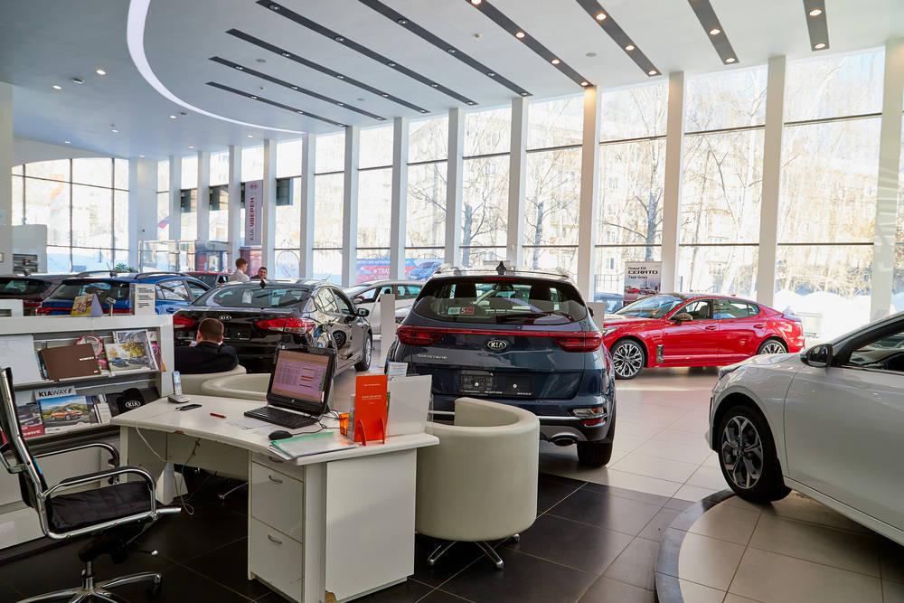 Buscar concesionario para regalar coche